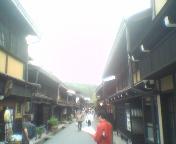 高山の街並