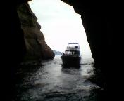 洞窟めぐり